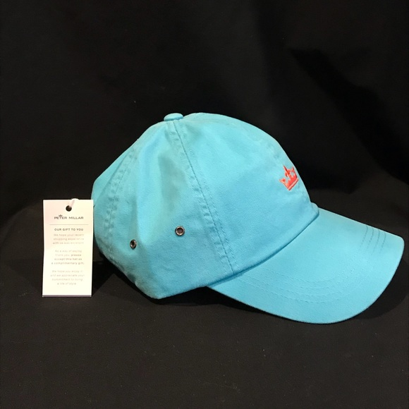 Peter Millar Golf Hat Baseball Cap New w tags dc258cff025